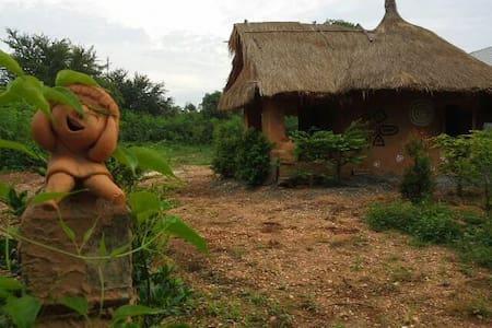 Earth house - Dům v zemi