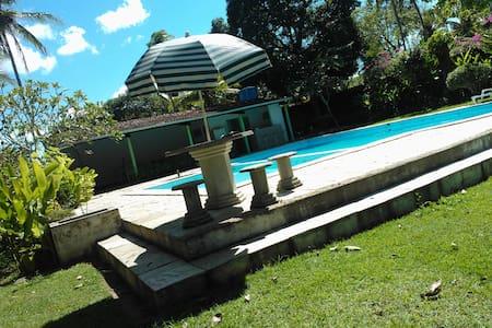 Perto de Recife, lazer e moradia campo-cidade - Igarassu - Hytte