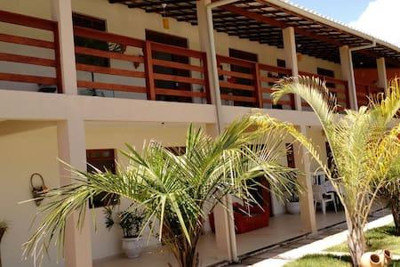 2/4 suite, mobiliado praia itacimim