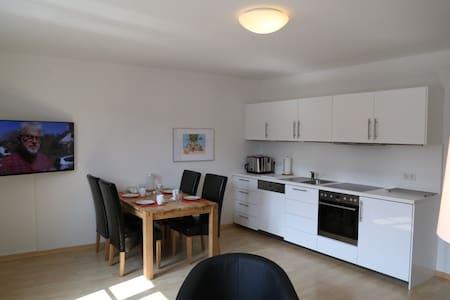 Moderne Ferienwohnung - FeWo 4 - Bergen auf Rügen - Apartment