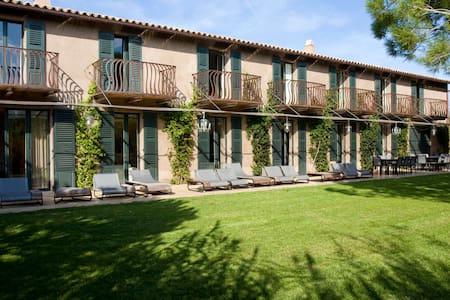 Exquisite Villa Pampelonne - House