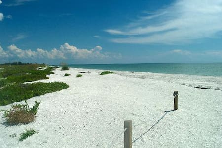 **Sanibel Island's Best Kept Secret - サニベル