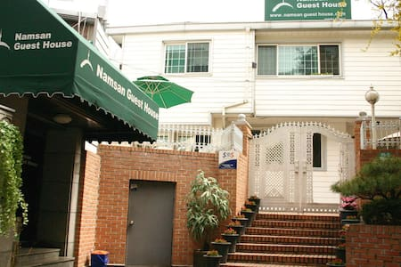 Located in the lovely area of Myeong-dong / Namsan, Namsan Guesthouse 2 enjoys a commanding position in the restaurants, sightseeing, shopping hub of Seoul. From here, guests can enjoy easy access to all that the lively city has to offer. For sightse