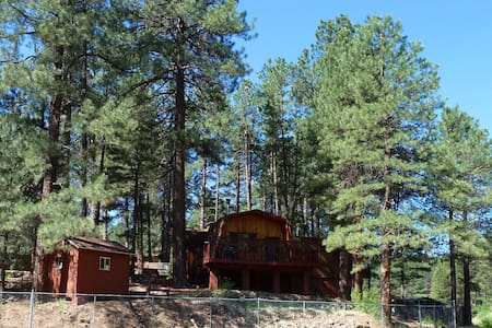 Flagstaff Cozy Cabin - Chalet