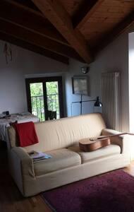 Stanza in accogliente bilocale - Bernareggio - Lägenhet