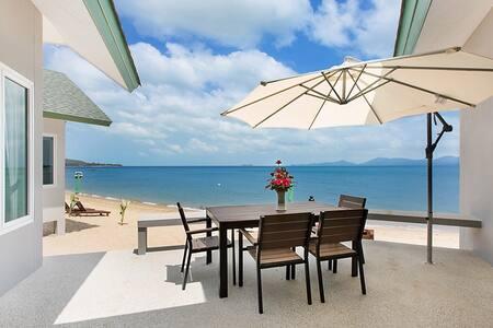 The Moonrakers Beachfront House - Casa