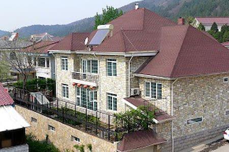 世界遗产十三陵风景区中山坡处的独栋 - Wohnung