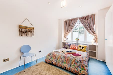 Spacious quiet room in Kensington - Londra - Appartamento