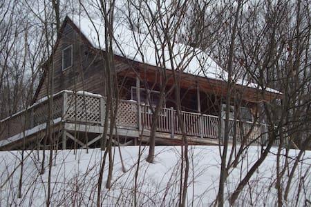 Mountain Cabin near Elk Mountain Ski Resort - Jackson - Cabane