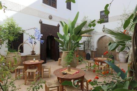 riad dar nadwa medina marrakech