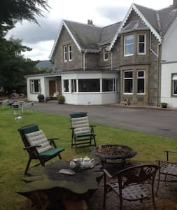 Craigerne House, near Aviemore - Newtonmore