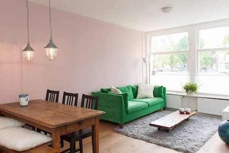 Charming Old Town canal apartment