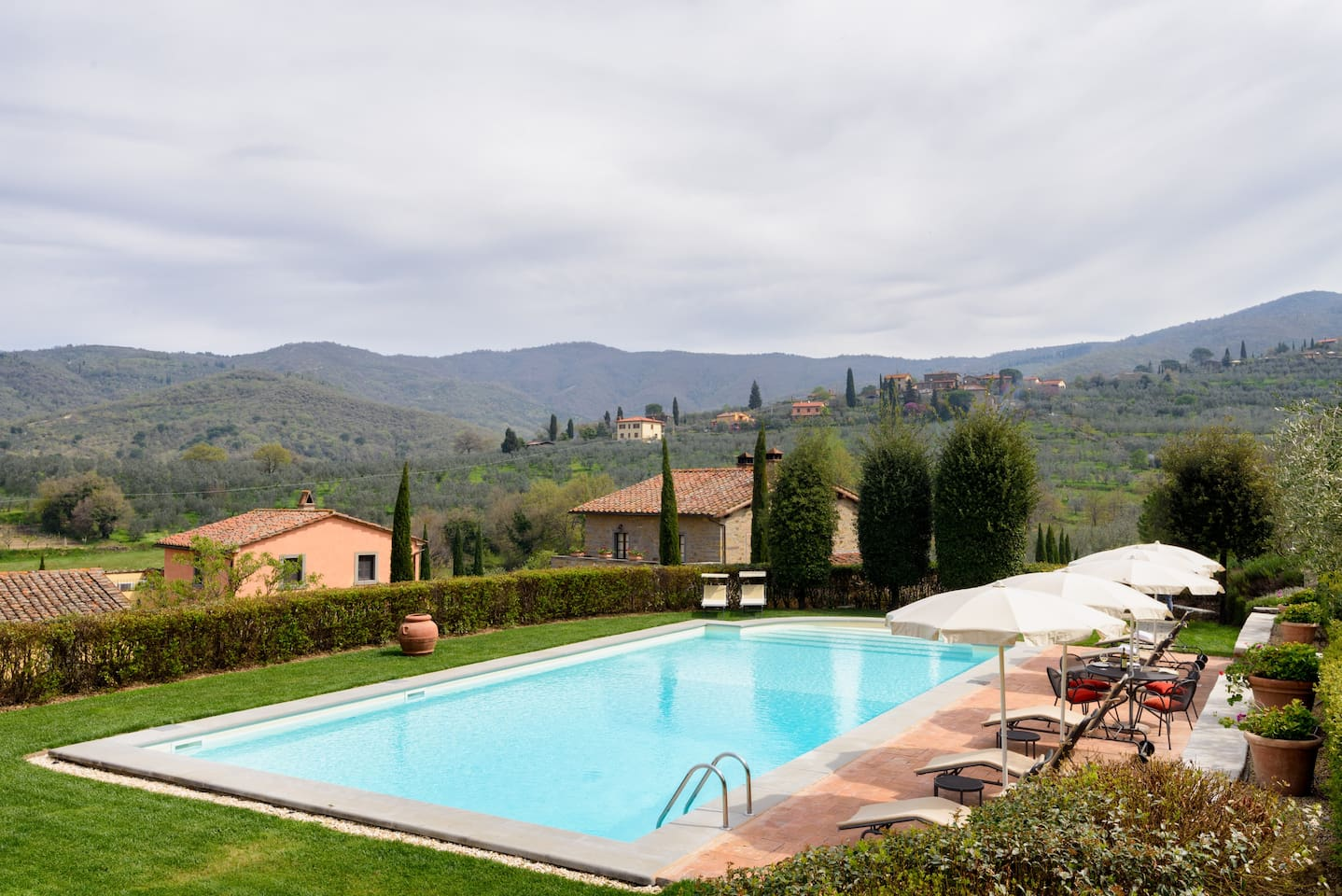 This is your place to enjoy and relax after touring Tuscany..
