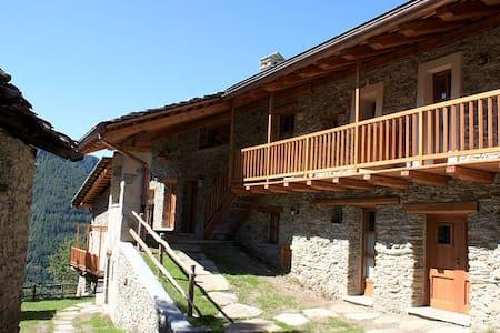 appartamento in baita Civico 5 - Marmora - Apartment
