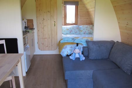 Fully self-contained Glamping Pod - Henley in Arden