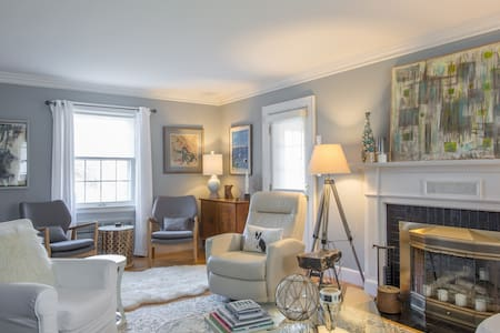 Charm! Airport/Boston/T & Parking - Winthrop - House