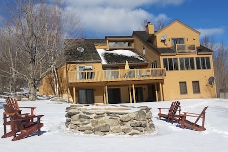 The Mountain House - Windham - Villa