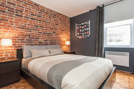 Cozy - Clean - Near Downtown - Montreal - Wohnung