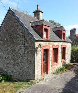 charmante maison en pierres - House