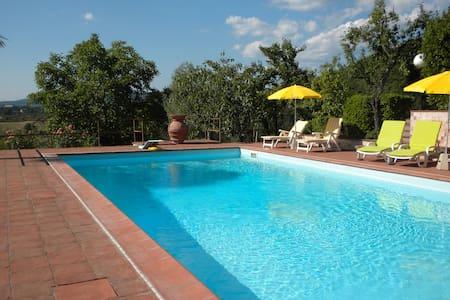 Appartamento nel Chianti - La Tuia - Apartment