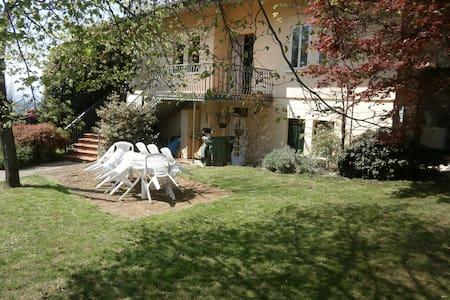 MONTELLO: Natural Park next Asolo - Apartment