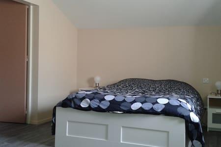 Jolie chambre sous les toits dans maison familiale - Marssac-sur-Tarn - House