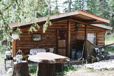 Cozy Cariboo Log Cabin Retreat on Watch Lake - 70 Mile House