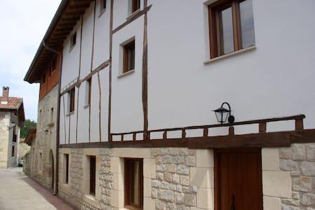 Alojamiento Aldeas de Treviño - Haus
