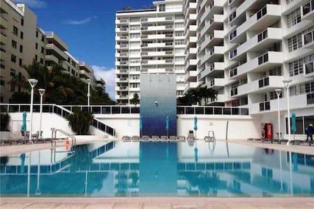DECOPLAGE #904 - South Beach - Miami Beach - Wohnung
