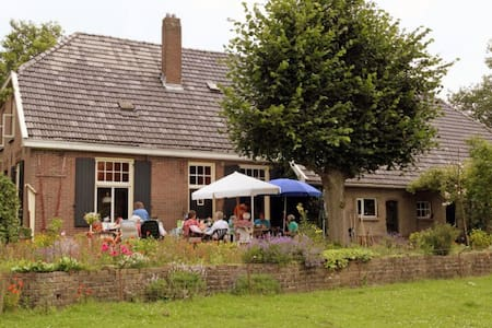 B&B de Steenbergen in Bronkhorst - Bed & Breakfast