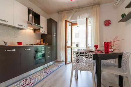 Nice and cozy studio apartment - Quartu Sant'Elena - Apartment