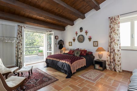 Gorgeous room view & terrace (up to 3 people) - Tavullia