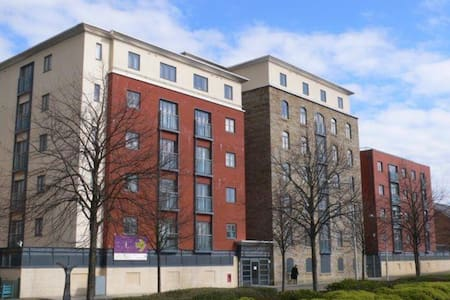 Modern Cardiff Bay flat - Apartemen