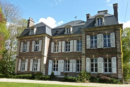 Chateau en Baie de Somme Picardie - Şato