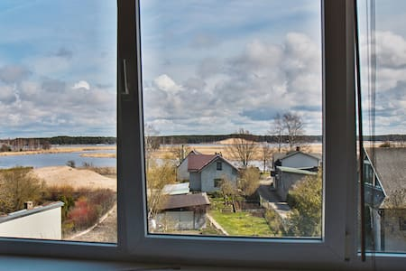Апартаменты Pie Lielupe - Jūrmala - Huoneisto