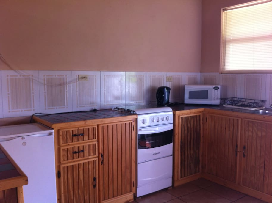 Each room has its own Self contained kitchen