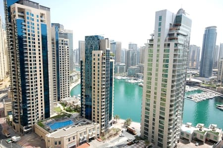 Apartment with Marina Views in JBR