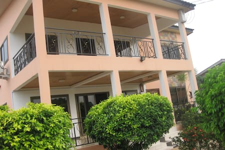 Ideal 4 Friends/Family n Corporate - Accra - Dom