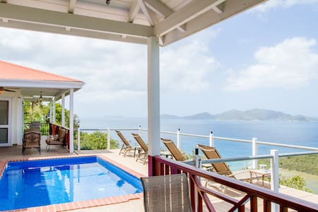 Belmont, Sky Suite, Tortola, BVI