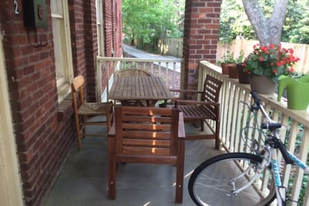 Inman Park / L5P 1 BR. with Porch!