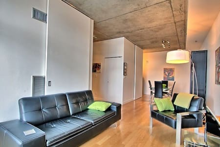 Charming Loft in OldPort of MTRL