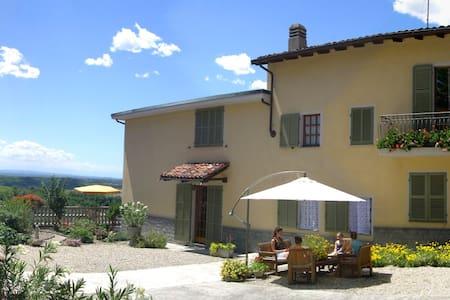 Bed & Breakfast ANTICOBORGO - Vignale Monferrato - Bed & Breakfast