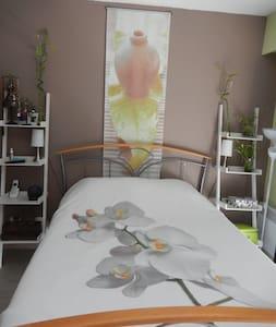 Chambre dans bel appartement - Meaux - Appartement