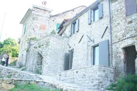 Cottage a Irola, Lunigiana - Villafranca in Lunigiana - Mökki
