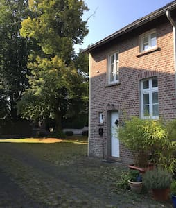 Beautiful retreat near Düsseldorf, 30min to Messe - Casa