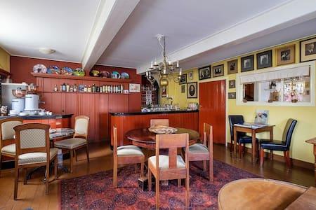 Herberg uit 1760 uniek logeren van 2 tot 6 pers - Kloosterburen - Casa