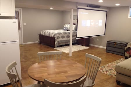 Private Studio, Private Entrance - Louisville - Apartment