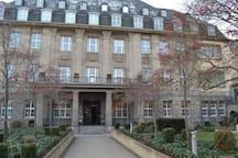Luxus in Kaiser-Friedrich-Residenz