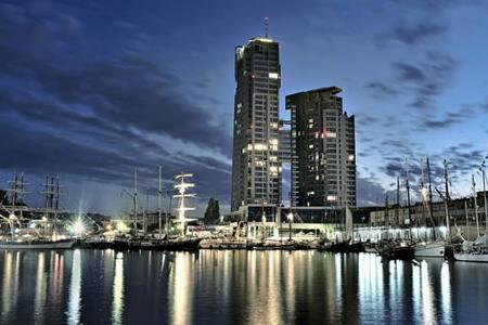 Duży apartament w Sea Towers Gdynia - Byt