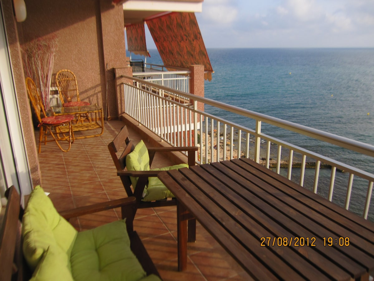 Квартира в Корфу на берегу моря недорого вторичное